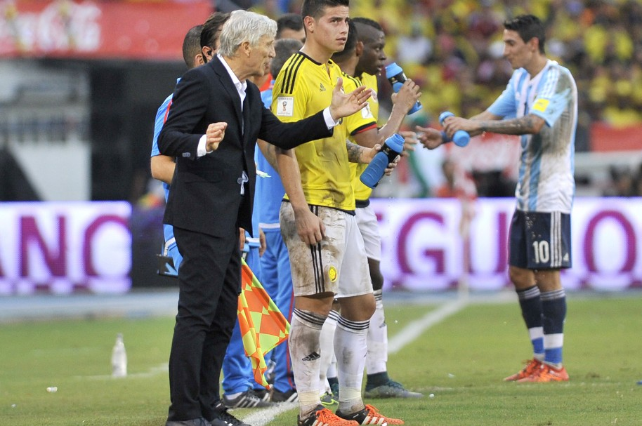 Colombia v Argentina - FIFA 2018 World Cup Qualifiers