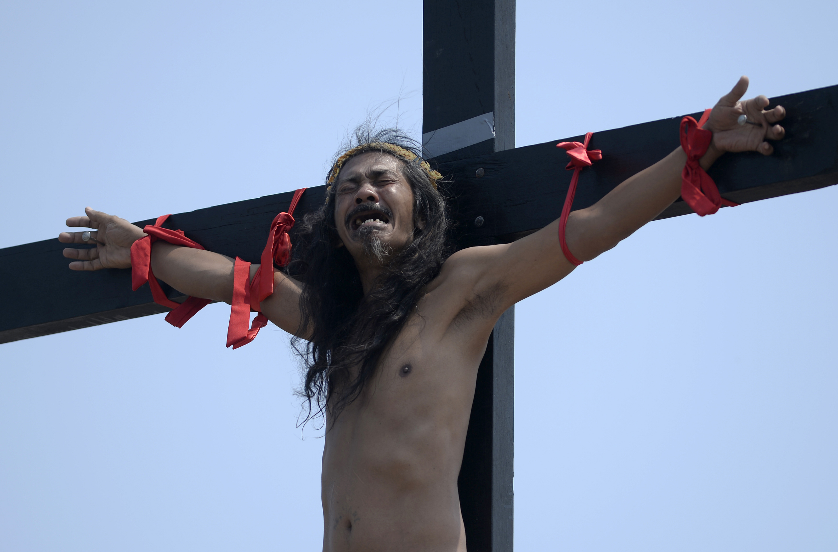 PHILIPPINES-RELIGION-EASTER