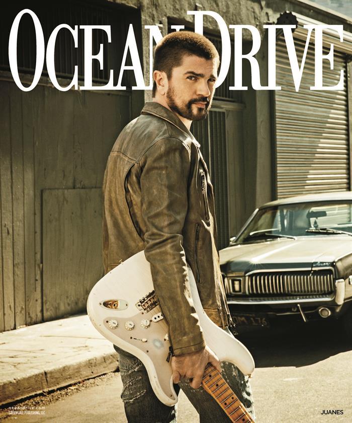Juanes portada