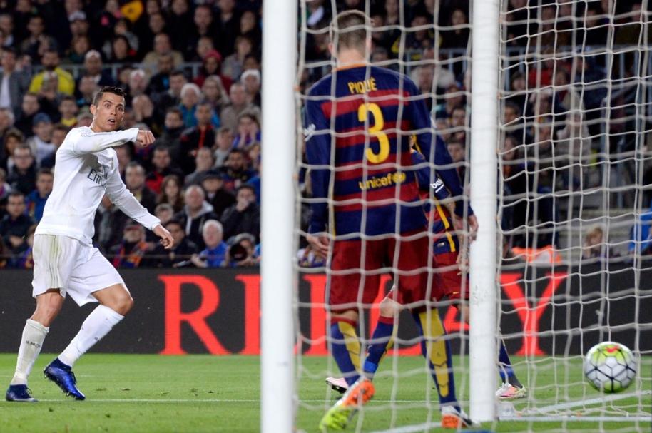 Clásico Madrid Barcelona