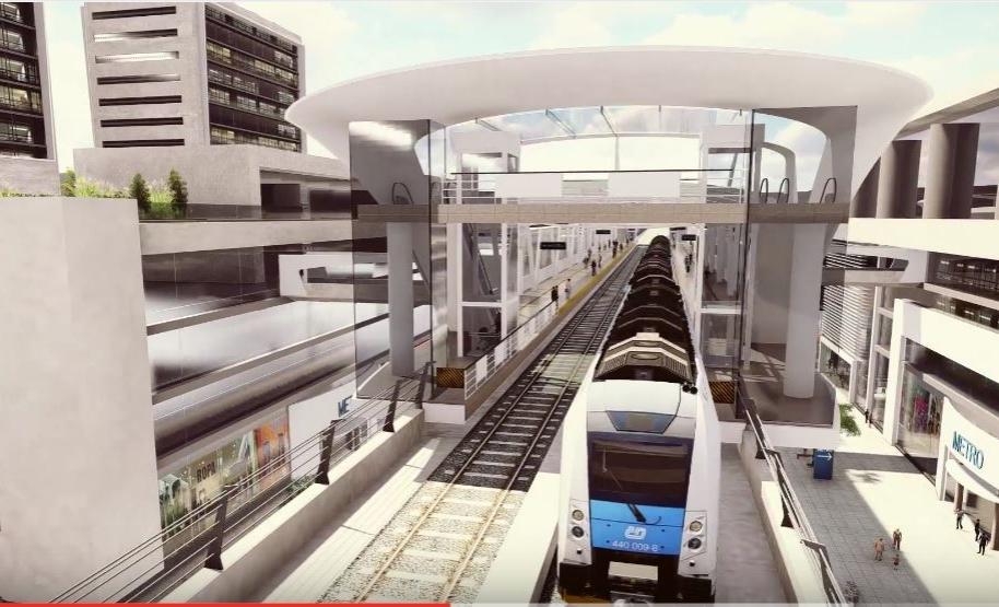 Metro peñalosa