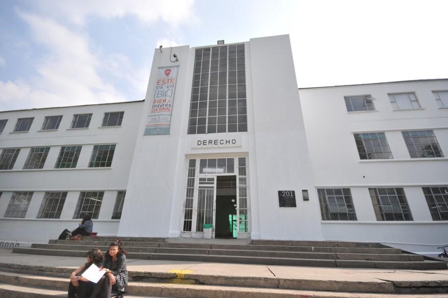 Facultad de Derecho de la Universidad Nacional