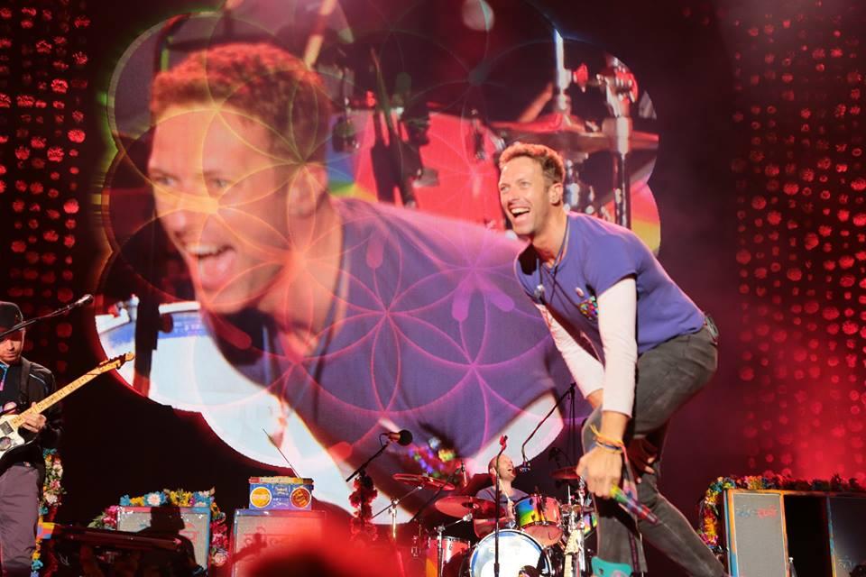 Coldplay Bogotá 1