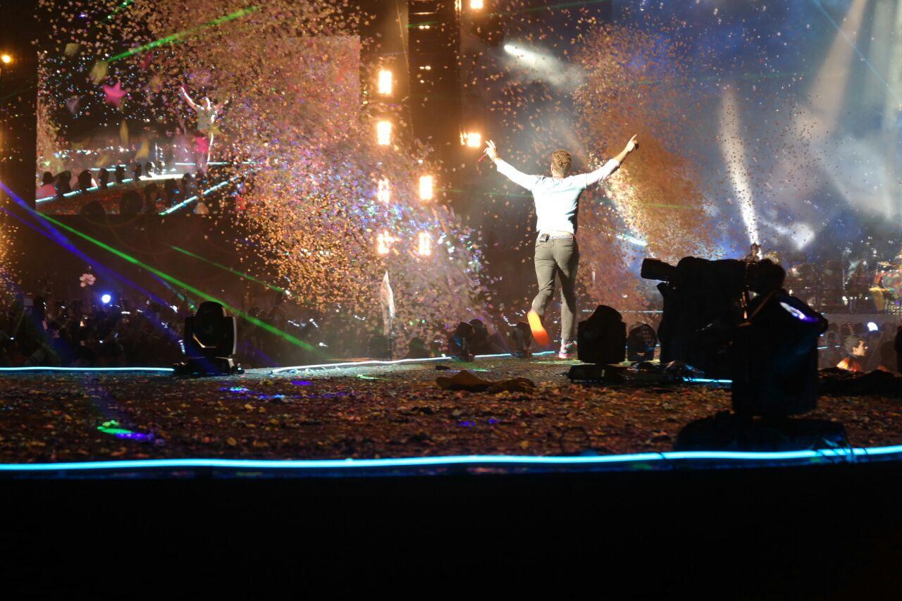 Coldplay Bogotá 4
