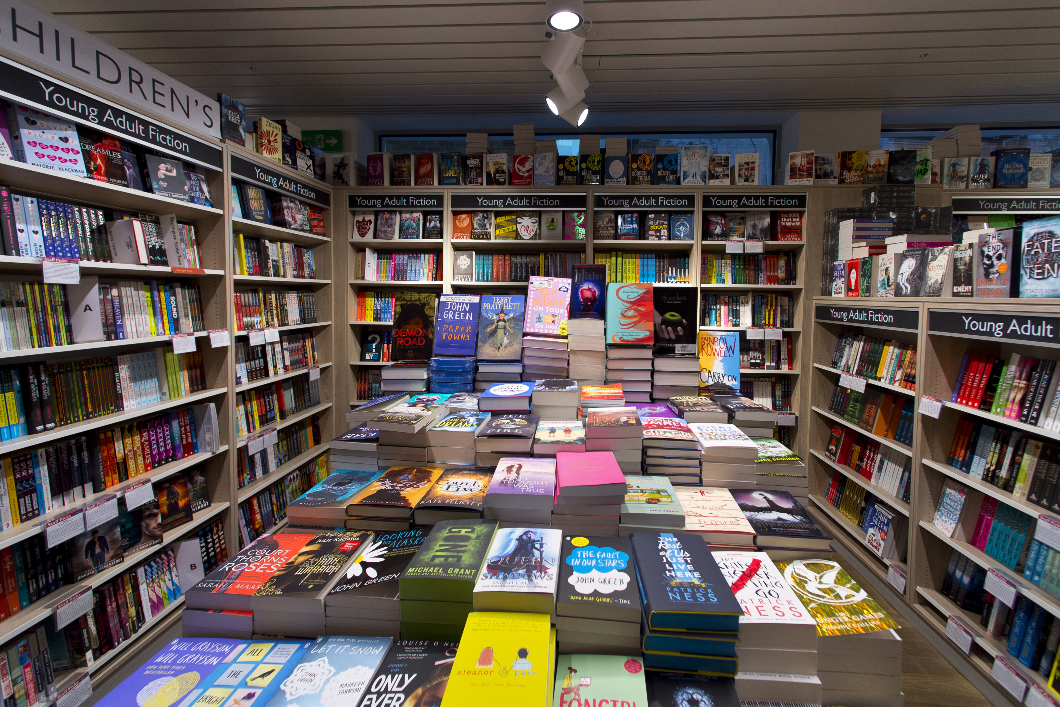 Focus On Foyles Bookshop