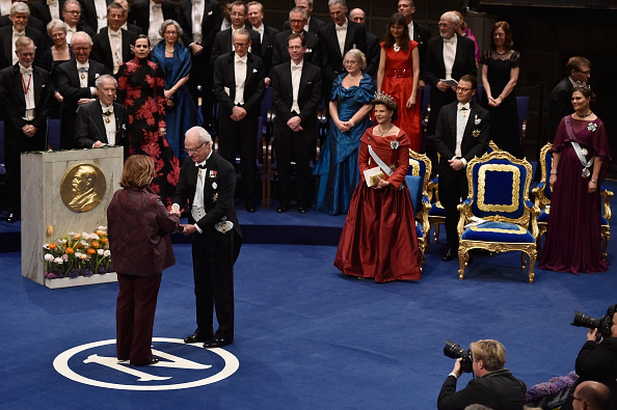 The Nobel Prize Award Ceremony 2015