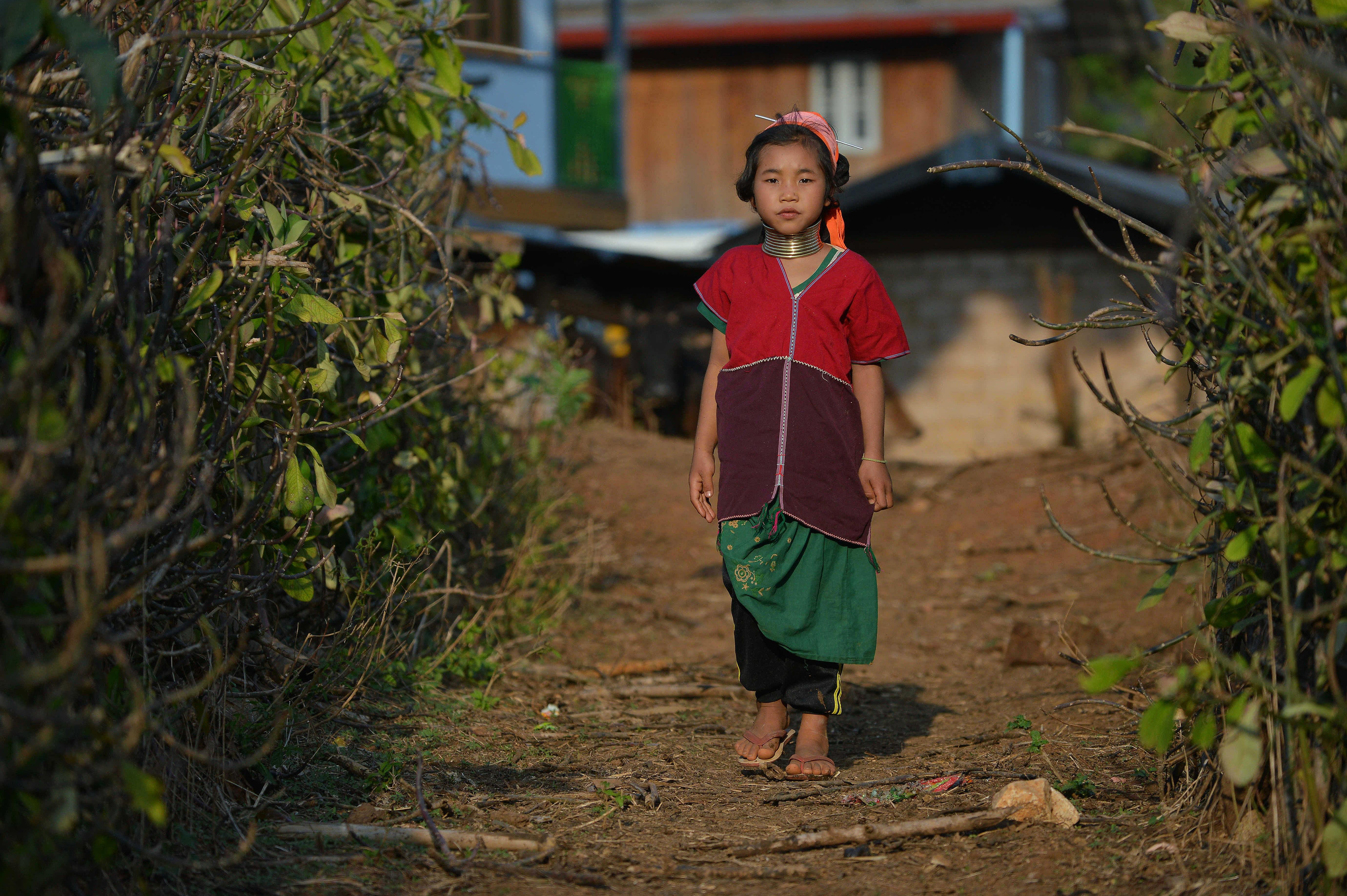 MYANMAR-THAILAND-TOURISM-LEISURE-CULTURE