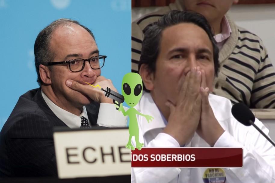 Ecopetrol alien