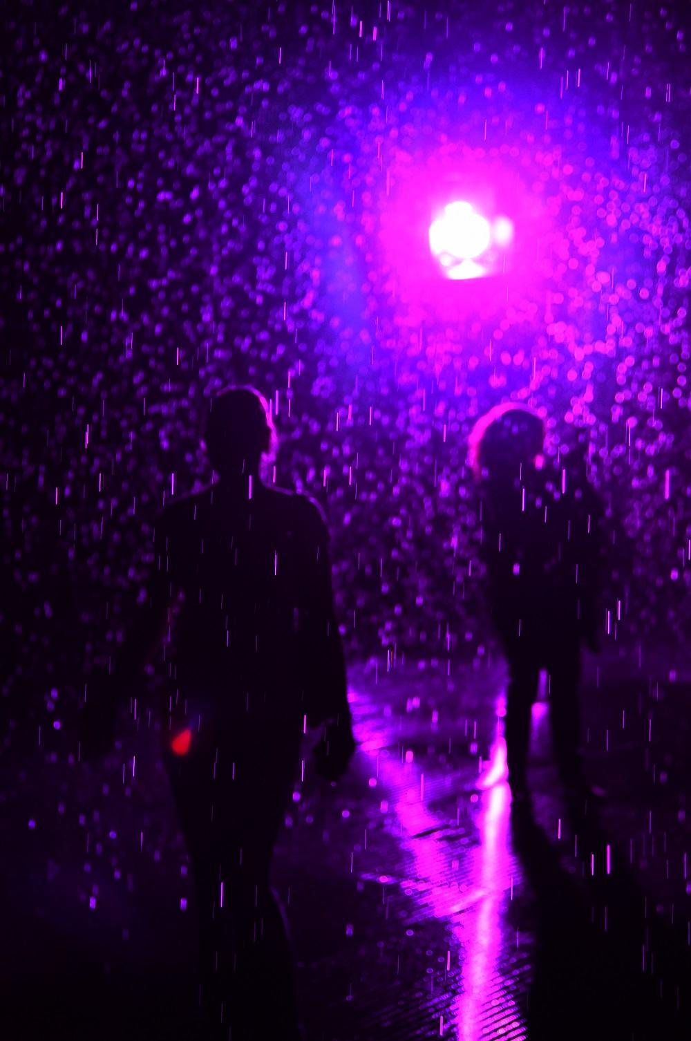 'Rain Room'