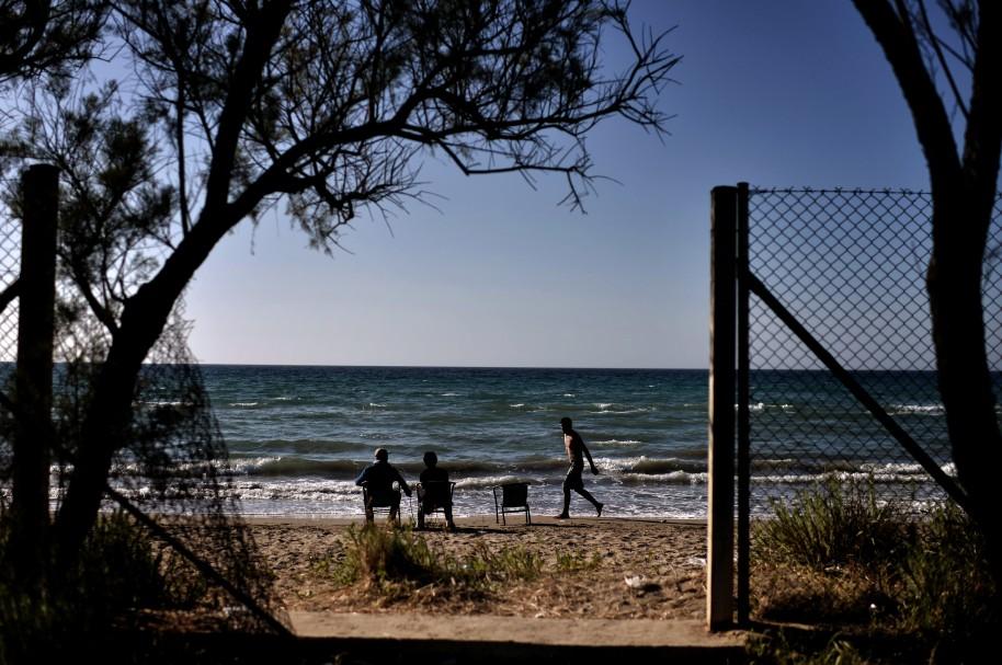 GREECE-EUROPE-SYRIA-CHILDREN-MIGRANTS