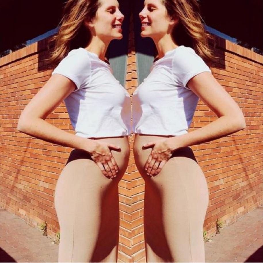 Julieta Piñeres embarazo
