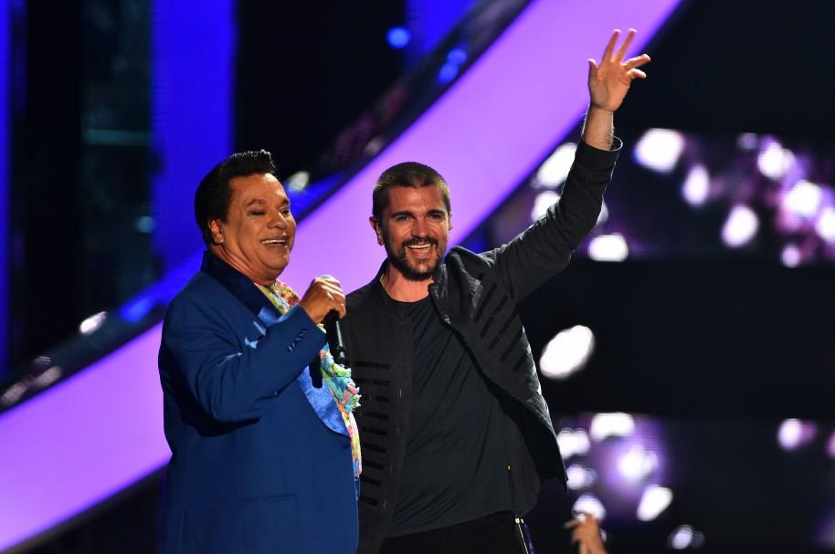 Entrega de los Premios Billboard a la Música Latina
