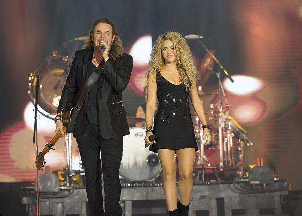 Maná y Shakira
