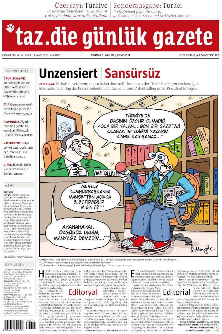 13 tageszeitung.750
