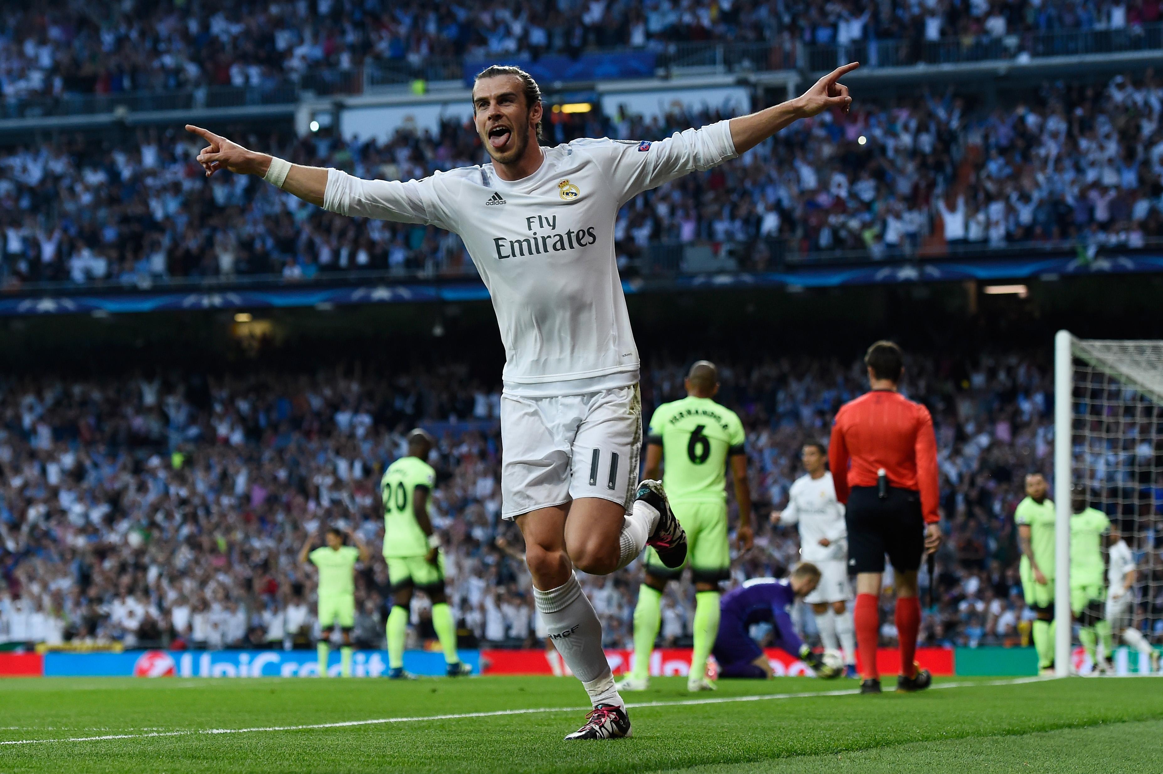 Real Madrid v Manchester City FC - UEFA Champions League Semi Final: Second Leg