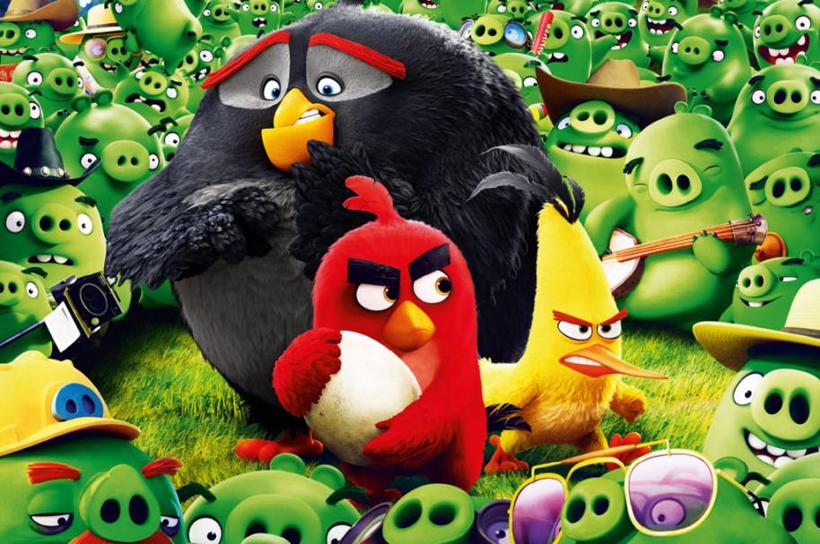 Angry Birds: la película