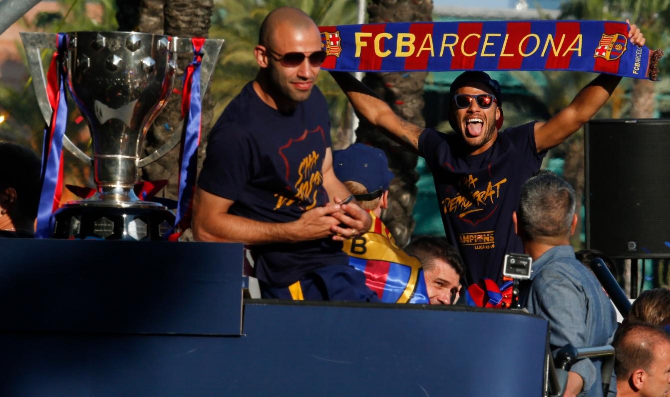 barcelona campeon afp