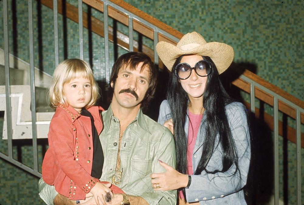 Sonny, Cher y Chastity Bono