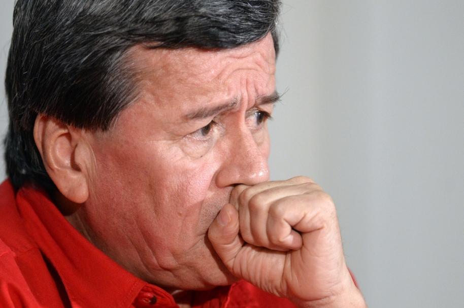 Alias 'Pablo Beltrán'.