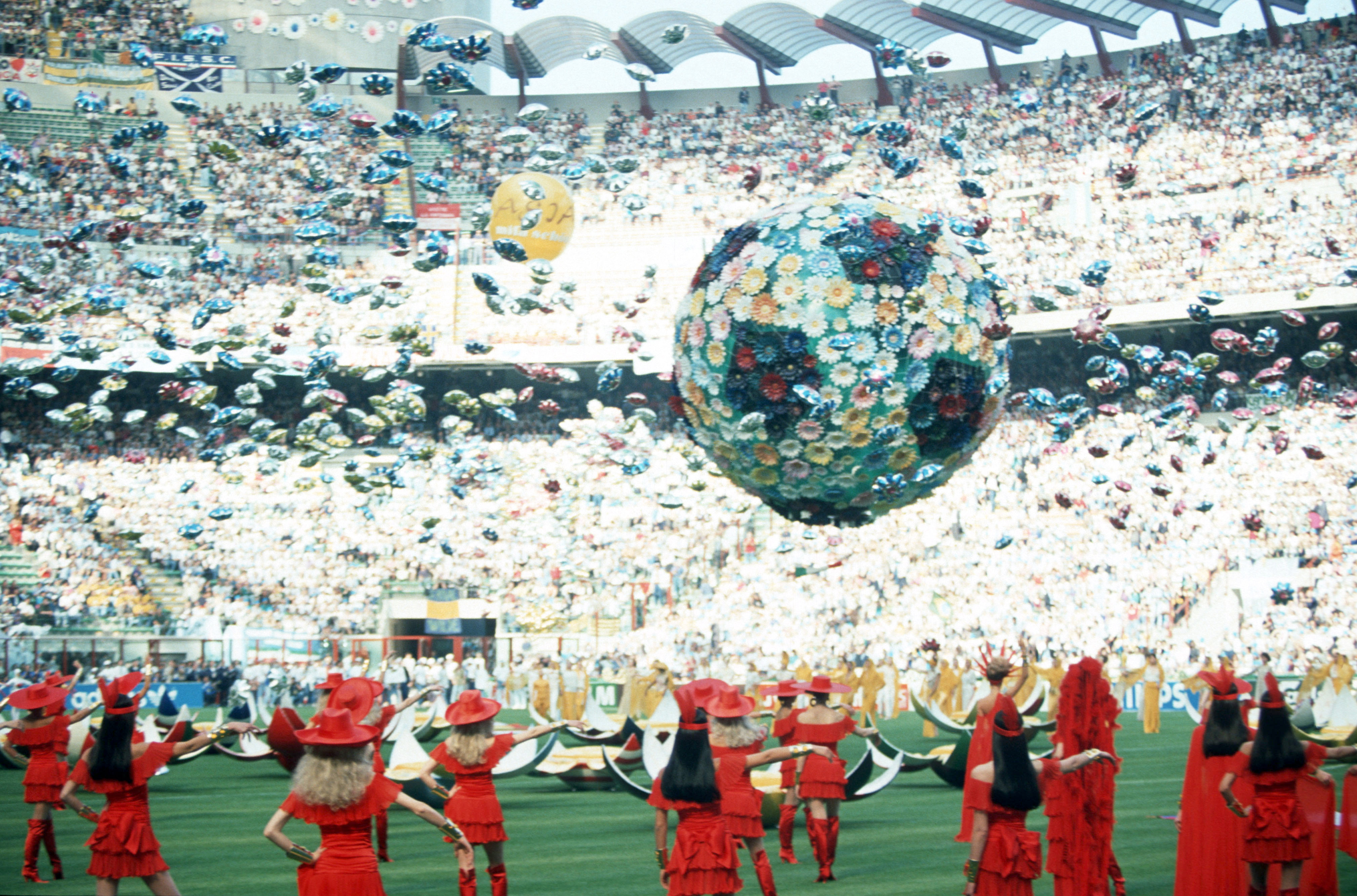 World Cup 1990 Opening Ceremony