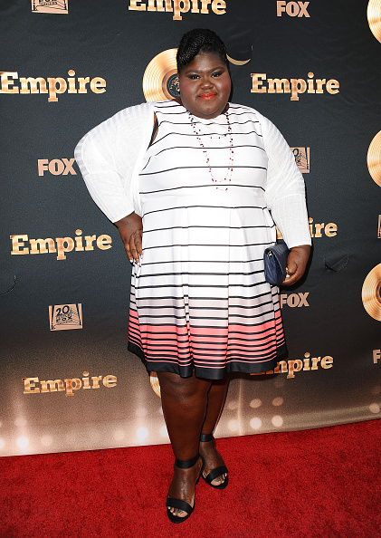 "LOS ANGELES, CA - MAY 20: Actress Gabourey Sidibe attends the ""Empire"" FYC ATAS event at Zanuck Theater on May 20, 2016 in Los Angeles, California. (Photo by Jason LaVeris/FilmMagic)"