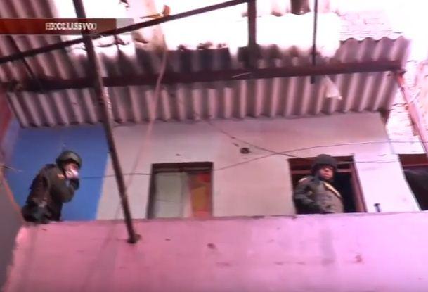 Captura de pantalla Noticias Uno.