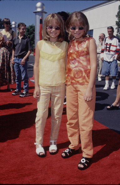 UNITED STATES - MARCH 18: Mary Kate & Ashley Olsen (Photo by The LIFE Picture Collection/Getty Images)