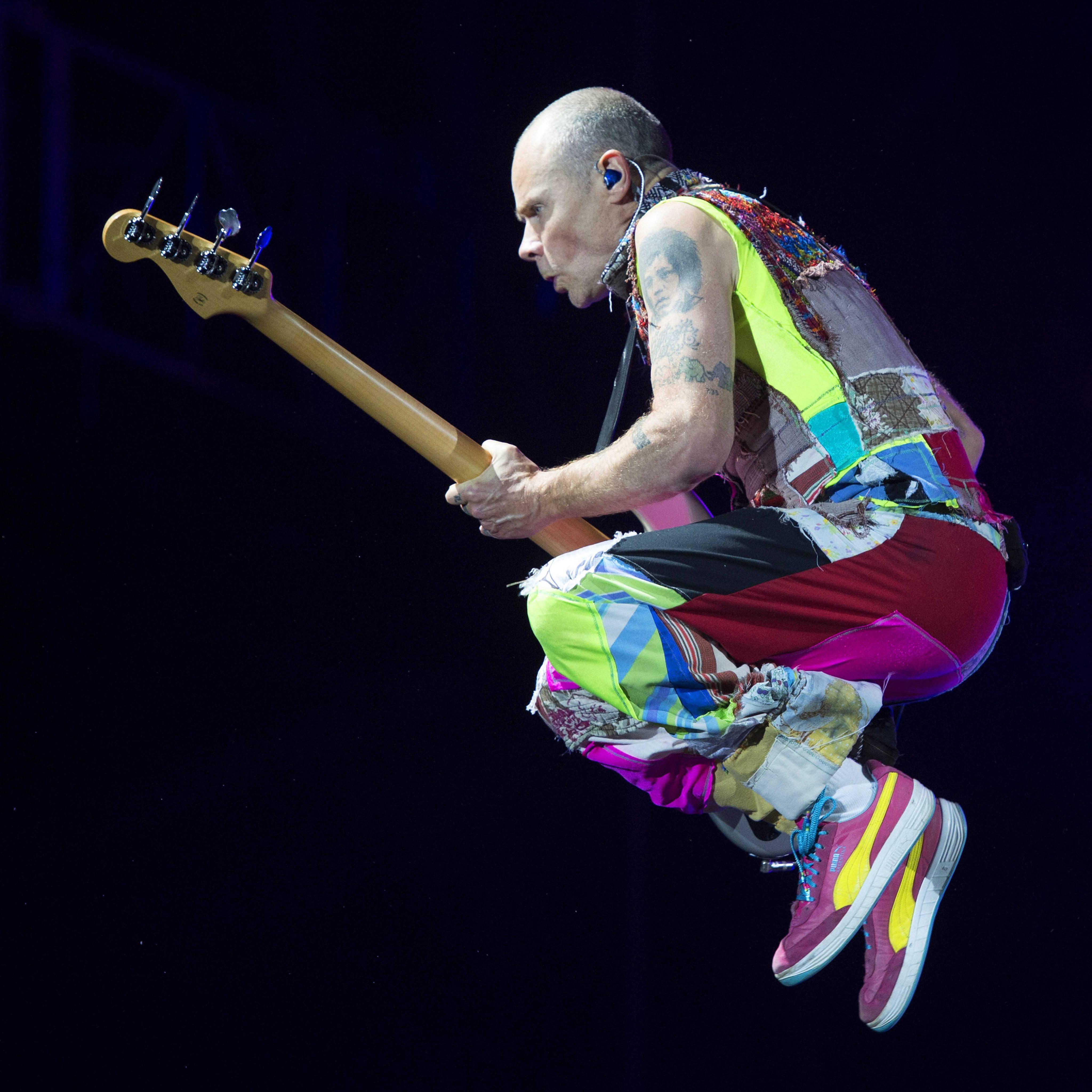 Michael 'Flea' Balzary
