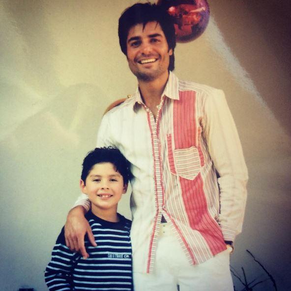Chayanne e hijo 1