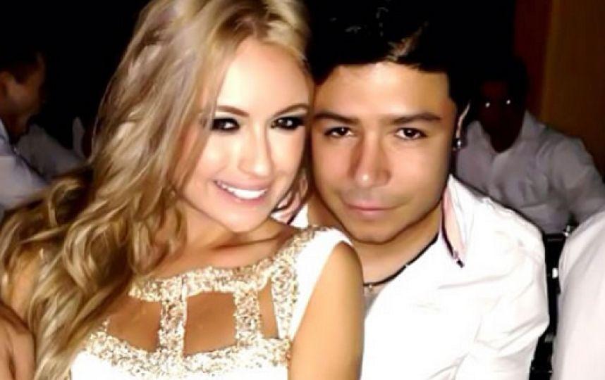 Sara Uribe y Daniel Calderón