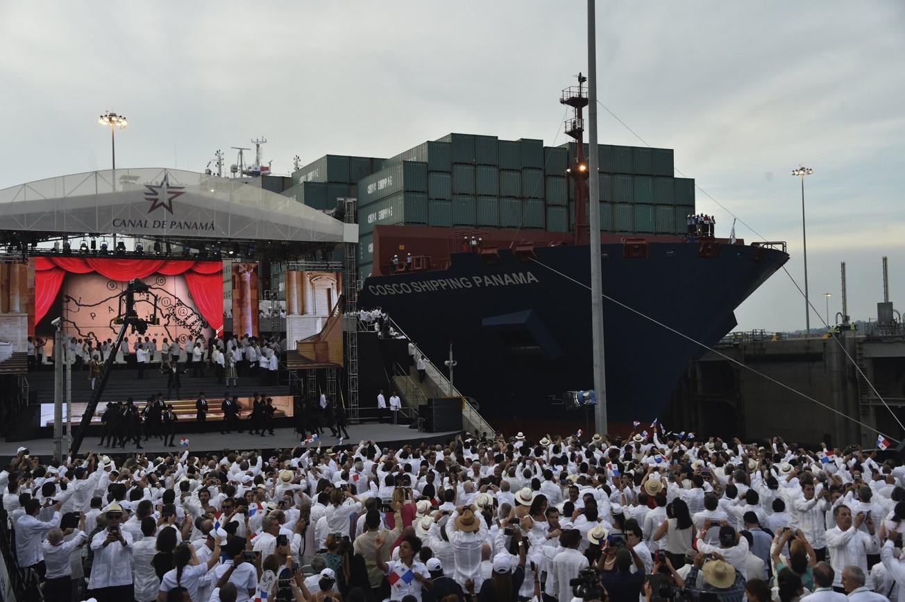 Nuevo Canal de Panamá 2 (AFP)