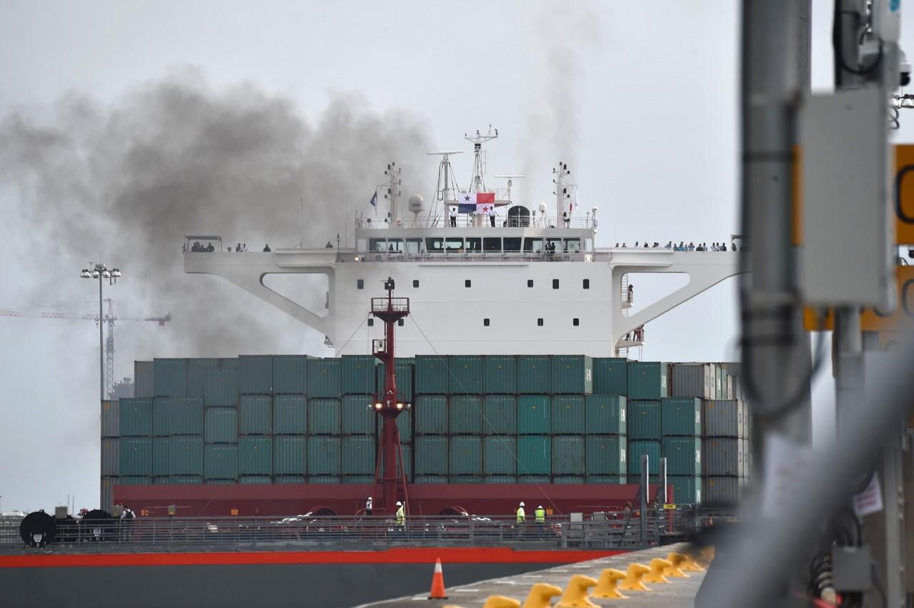 Nuevo Canal de Panamá 3 (AFP)