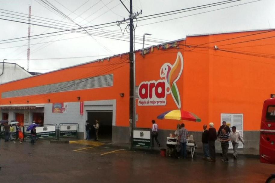 Tiendas Ara