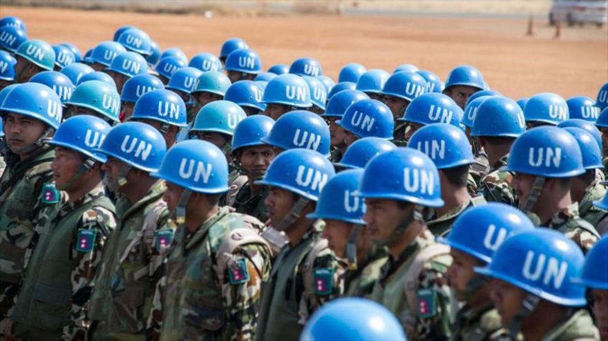 Misión de la ONU