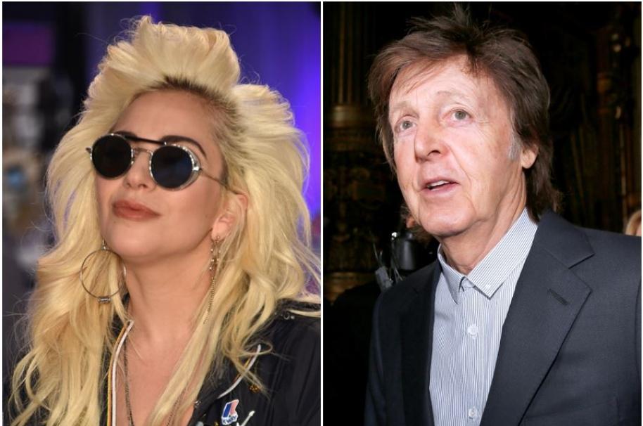 Lady Gaga / Paul MacCartney