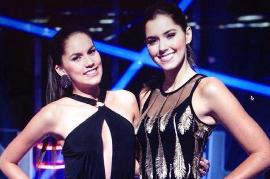 Linda Palma y Paulina Vega