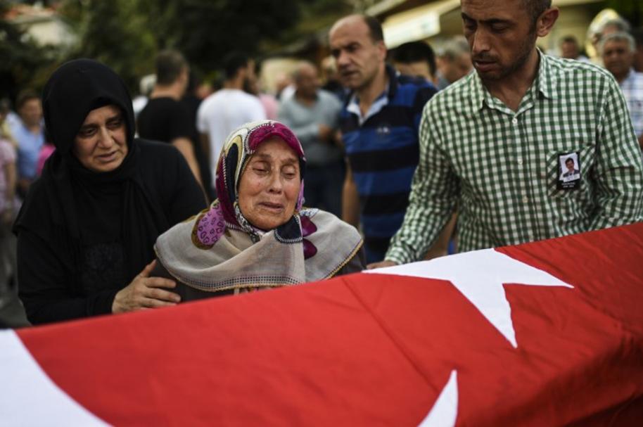 Funeral víctimas Estambul
