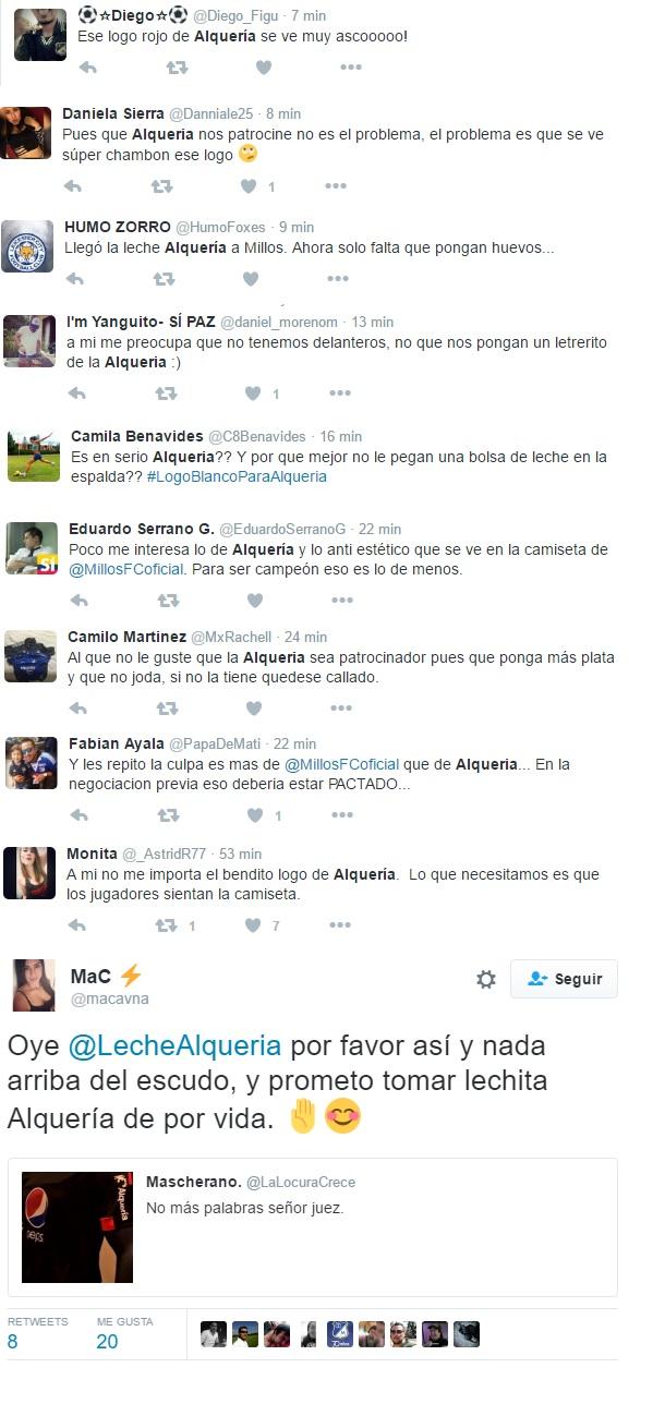 comentarios Alqueria
