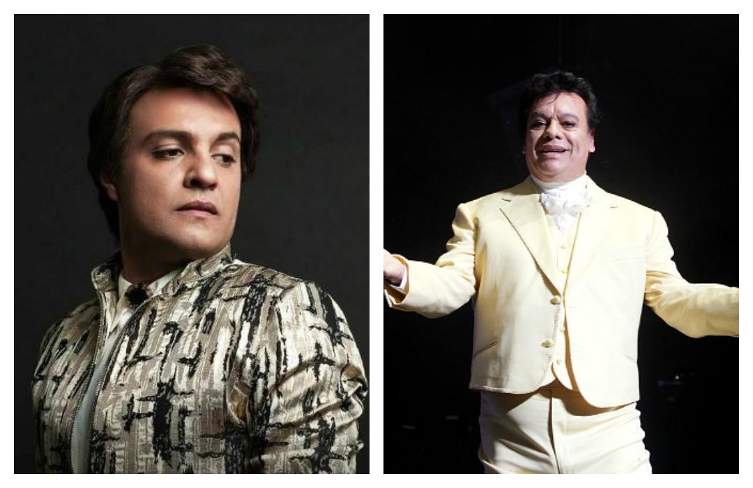 Julián Román y Juan Gabriel