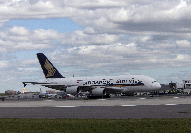 3. Singapore Airlines