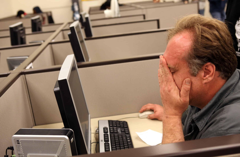 trabajo, computador