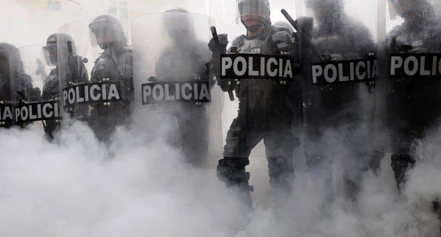Esmad de la Policía - Pulzo.com