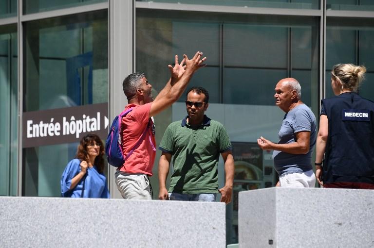 Tahar Mejrir se entera de la muerte de su hijo