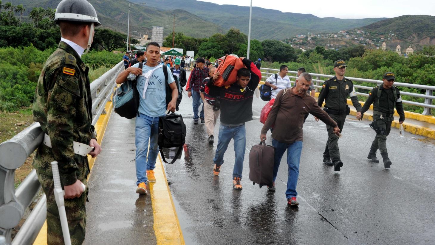frontera Colombia Venezuela 3