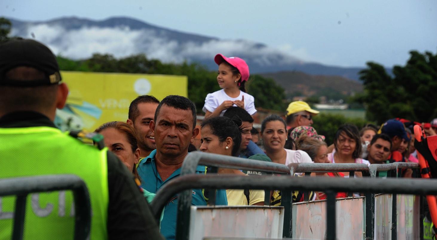 frontera Colombia Venezuela 6