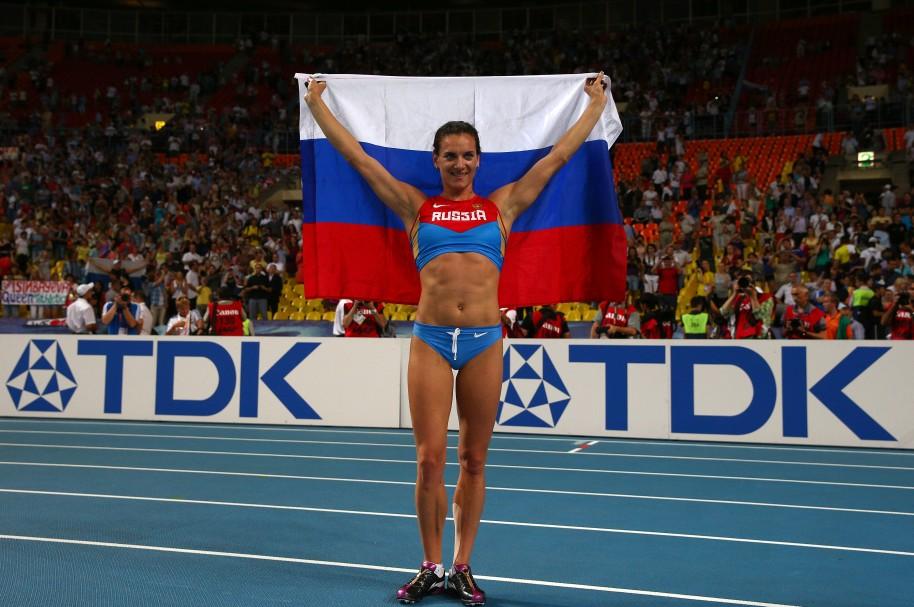 Yelena Isinbáyeva