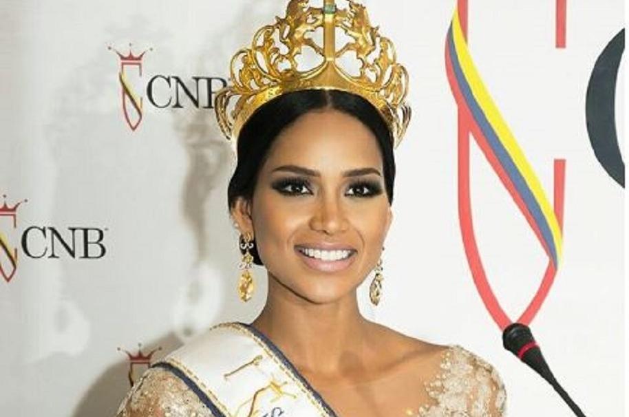 Andrea Tovar, Señorita Colombia