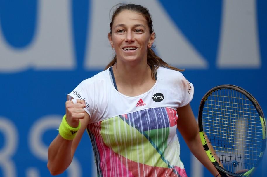 Mariana Duque, , tenista colombiana