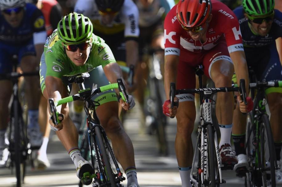 sprint etapa 16 Tour