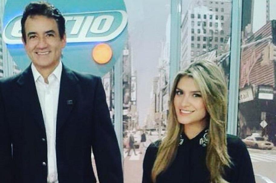 Sergio Barbosa y Laura Tobón